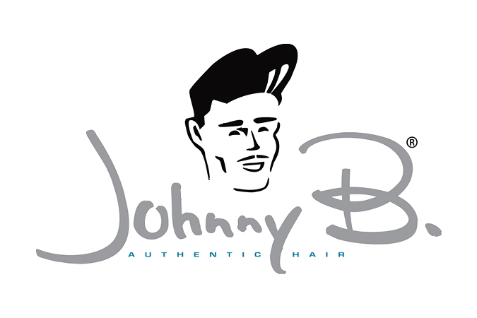 Johnny B. Hair Care Logo